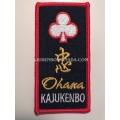Ohana Kajukenbo patch