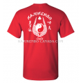 Kajukenbo red t-shirt